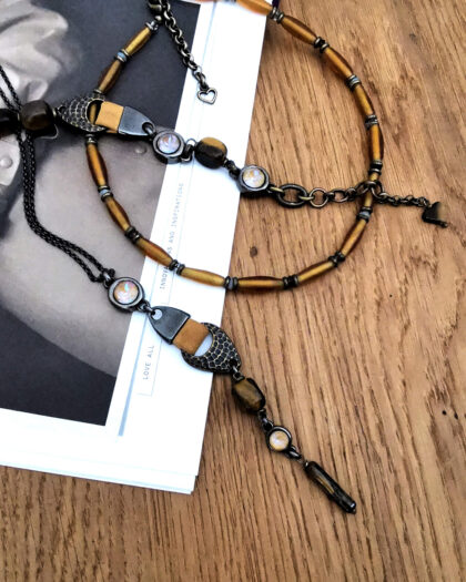 TIGER EYE STONE COLLECTION